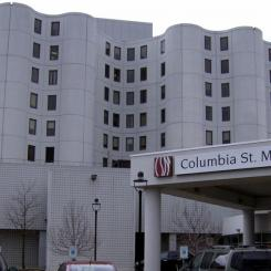 Columbia St. Mary's Hospital